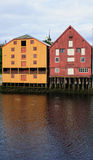 Trondheim Royalty Free Stock Photography