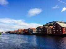 Trondheim Royalty Free Stock Image