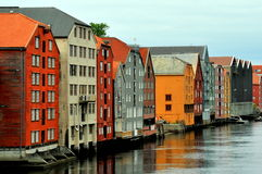 Trondheim, Norway Stock Photo