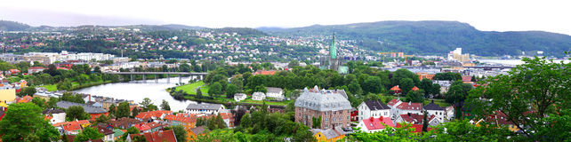 Trondheim Royalty Free Stock Photos