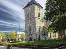 Trondheim Royalty Free Stock Photos