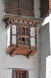 Trongsa Dzong, Trongsa, Bhután Imagen de archivo libre de regalías