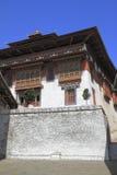 The Trongsa Dzong Royalty Free Stock Images