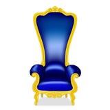 trono Foto de archivo libre de regalías
