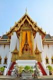 Trono favoloso tailandese Fotografia Stock Libera da Diritti