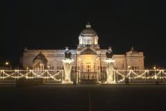 Trono Salão em Banguecoque Imagem de Stock Royalty Free