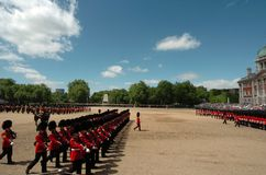 Trooping the Colour, Stock Photography
