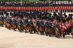 Trooping the Colour, Stock Photos