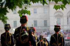 Trooping The Colour 2016 Stock Images