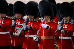 Trooping the Colour, London 2012 Stock Photography