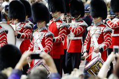 Trooping the Colour, London 2012 Stock Image