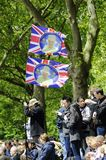Trooping the Colour, London 2012 Royalty Free Stock Images