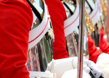 Trooping The Colour 2017 London England Royalty Free Stock Photos