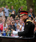 Trooping The Colour 2016 Royalty Free Stock Photo