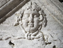 Tropaeum Traiani Stockbild