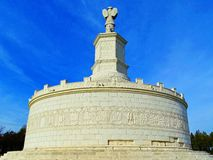 Tropaeum Traiani monument Adamclisi Stock Photography