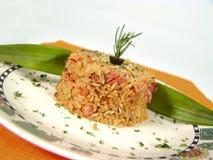 tropcial ryżu Obraz Royalty Free