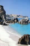Tropea, Calabre, Italie Photos libres de droits