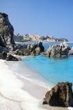 Tropea, Calabria, Italia Fotografie Stock Libere da Diritti