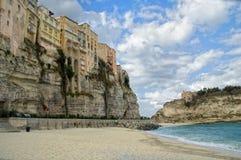Tropea, Calabria, Italia Fotografia Stock Libera da Diritti