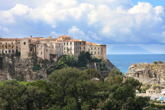 Tropea, Calabria, Italy Royalty Free Stock Photography