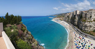 Tropea, Calabria, Southern Italy, Italy, Europe Royalty Free Stock Image