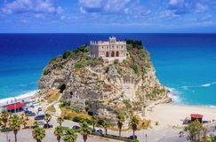 Tropea Royalty Free Stock Photos