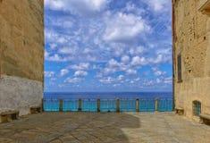 Tropea Italien Stockbild