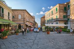 Tropea Royalty Free Stock Image