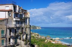 Tropea Stock Photo