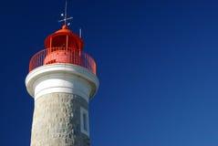 tropez святой маяка Франции стоковое изображение rf