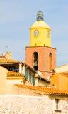 tropez святой французского riviera стоковые изображения rf
