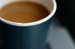 Tropfen des Tees Lizenzfreies Stockbild