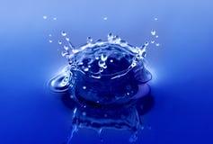 Tropfen des Wassers Lizenzfreie Stockfotos