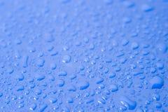 Tropfen des Wassers Lizenzfreies Stockbild