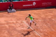 Trophäe 2015 BRD Nastase Tiriac - Qualifikation Lizenzfreies Stockbild