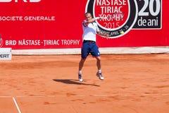Trophäe 2015 BRD Nastase Tiriac - Qualifikation Lizenzfreie Stockfotos