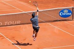 Trophäe 2015 BRD Nastase Tiriac - Qualifikation Stockfoto