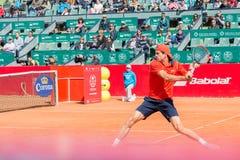 Trophäe 2015 BRD Nastase Tiriac - Qualifikation Lizenzfreies Stockfoto