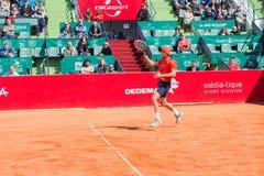 Trophäe 2015 BRD Nastase Tiriac - Qualifikation Stockbild