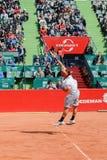 Trophäe 2015 BRD Nastase Tiriac - Qualifikation Stockfotografie