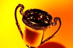 Trophäe-Cup Stockfoto