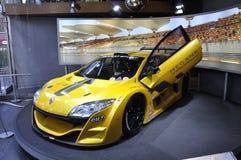 Trophäe Renault-Megane Stockbilder