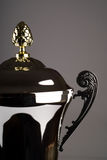 trophée argenté proche vers le haut Photos libres de droits