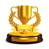 Trophée de tasse Image stock
