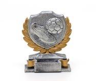 Trophée du football Photo libre de droits