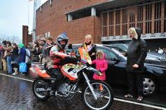 Trophée orange hollandais. Photo libre de droits