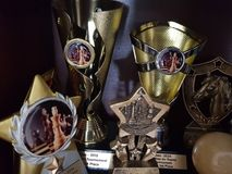 trophées Photos stock