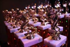 trophées Photographie stock