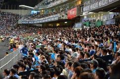 Trophäe 2011 Barclays-Asien Stockfotografie